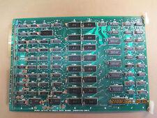 NEW OKUMA DATA BOARD E4809-032-398-C  OR A1911-0253
