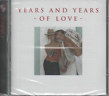 Years and years of love CD NEU The Korgis Lynsey de Paul John Holt Blue Mink uva