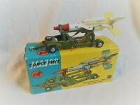 """Corgi Toys Major no. 1109 """"Bloodhound"""" Guided Missile on Loading Trolley Boxed"""
