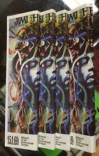 Jimi Hendrix Experience  - Vintage Cigarette Rolling Paper 2 Pak Lot L@@K