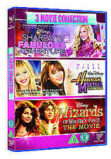 sharpays fabulous adventure / hannah movie / wizards of waverly place