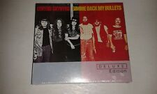 LYNYRD SKYNYRD GIMME BACK MY BULLETS  DELUXE EDITION CD + DVD SET NEW / SEALED