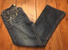 MEK Denim Womens Jeans Capetown 29X29 Distressed Slim Boot