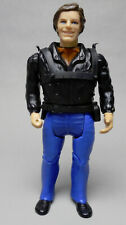 """The A Team Templeton Peck Face 6"""" 1983 Cannell Productions with belt and harness"""