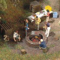 BUSCH HO 5407 Campfire & Grill # NEW ORIGINAL PACKAGING #