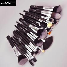 24pcs Black Makup Brushes Set Premiuim Soft Foundation Powder Make-up Brush