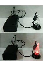 Lanterna con Luce a Batteria Cm 2x4,5 - Lampada Presepe Luci