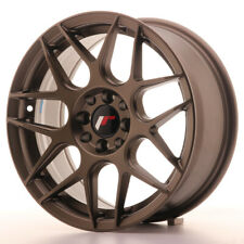 Japan Racing JR18 Alloy Wheel 16x7 - 4x100 / 4x114.3 - ET35 - Bronze