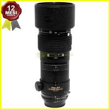 Obiettivo zoom Nikon AF Nikkor 300mm. f4 ED Full frame per pellicola e digitale