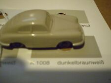 #N Wiking Porsche 356 160/2 M  Tan   356 pre A Split Window unverglast