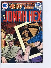 Weird Western Tales #22 DC Pub 1974