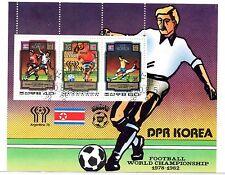 Corea mundiales de Futbol Hojita del año 1980 (CX-870)
