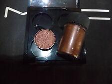 Mac cosmetics pressed Pigment CHOCOLATE BROWN  LE,