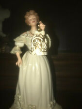 Lenox 2006 Ivory Classic Figurine, A GIFT OF SONG! Limited Edition, RARE!