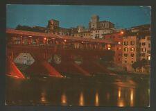 AD7228 Vicenza - Provincia - Bassano del Grappa - Ponte degli Alpini di notte