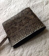 Bifold UNIQUE Real RATTLESNAKES SKIN Wallet Credit Card ID Holder USA Made