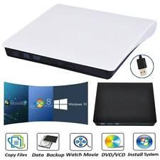 New ListingExternal Usb 3.0 Dvd Rw Cd Writer Drive Burner Readers Player for Laptops Pc Mac