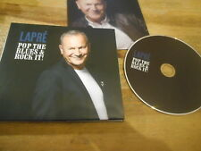CD Pop Lapre - Pop The Blues & Rock It ! (14 Song) PRIVATE PRESS digi