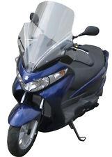 2375/A FABBRI Parabrezza Trasparente Per Suzuki Burgman 125 2011 2012 2013 2014