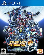 Used Super Robot Wars OG: The Moon   SONY PLAYSTATION 4  JAPANESE  IMPORT