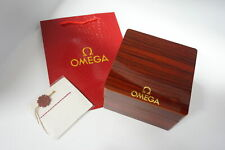 Omega Watch Box with Luxurious Wooden
