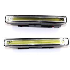 20W COB 6000K Xenon White LED Light aluminum alloy DRL Driving Fog Lamps E4 Mark