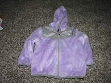 NEW NWOT THE NORTH FACE 12-18 MONTHS PURPLE OSO JACKET COAT
