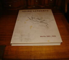 JULIAO  SARMENTO-WERKE 1981-1996-FOREWORD BY CHRISTOPH VITALI