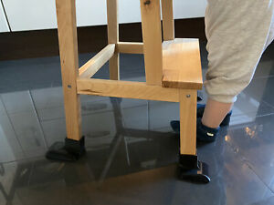 Kippschutz Füße für Lernturm aus IKEA ODDVAR & BEKVÄM