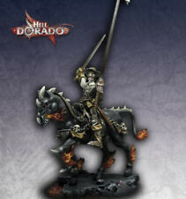 Hell Dorado Mercenaries Don Quixote - Warhammer Dogs of War Cursed Hero
