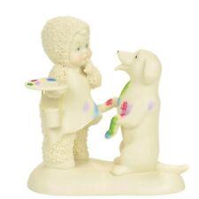 Snowbabies Artistic Endeavours Figure Figurine Ornament