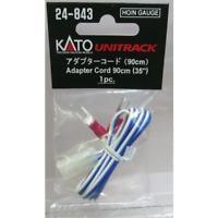 Kato 24-843 Câble Adaptateur / Adapter Cord 90cm - N&HO