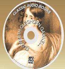 9 GREAT MP3 Clásico audiolibro novelas de Elizabeth C Gaskell PC Classics NUEVO