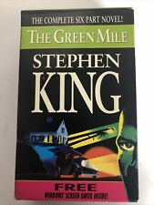 The Green Mile Complete Six Part Novel By Stephen King - Slip Case