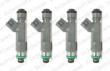 Set of 4 Denso Fuel Injector Chevrolet Malibu/HHR Pontiac G6 2.2 2.4L 12613163