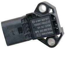 Original Boost Pressure Sensor 03G906051E For Audi A3 A6 Q7 VW Beetle Golf Jetta