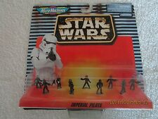 Star Wars Micro Machines Collection-Imperial Pilots ***NEW***