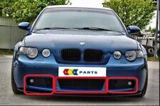 BMW Original 3 E46 Compact 00-06 Delantero M SPORT Parachoques Inferior