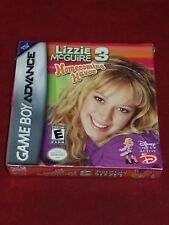 Lizzie McGuire 3: Homecoming Havoc Game Boy Advance new