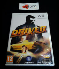 Nintendo Wii PAL version Driver San Francisco