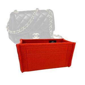 Bag Organizer for Chanel Classic Flap Mini Square (17cm)