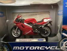 Cagiva  MITO 125 die-cast model Red motorbike