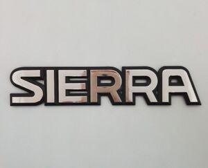 ⭐🇫🇷 NEUF MONOGRAMME SIERRA FORD COSWORTH RS 4x4 LOGO EMBLEM BADGE SIGLE NEW