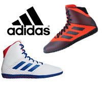 Adidas Mat Wizard IV Men's Wrestling Shoes Boxing MMA Combat Sports Boots