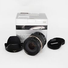 Tamron 18-270mm f/3.5-6.3 Di II PZD Lens for Sony A-Mount