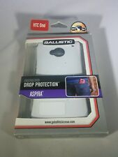 Ballistic AP1132-A085 HTC One ASPIRA Series Case - Retail Packaging-White/Black