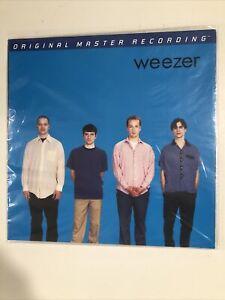 Weezer Blue Album 180g Mobile Fidelity Original Black Vinyl Pressing #105