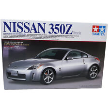 Tamiya 24254 Nissan 350Z Track Edition Sports Car Model Kit 1:24