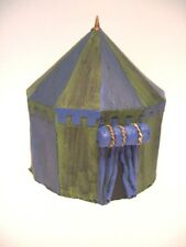 Round Knights Tent Thomarillion Unpainted Resin Dwarven Forge D&D