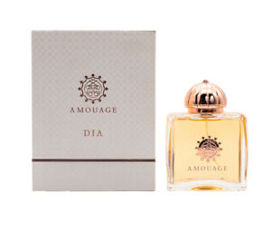 Amouage DIA by Amouage 3.4 oz EDP Perfume for Women New In Box